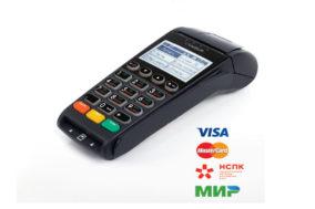Онлайн касса Ярус М2100Ф с приемом пластиковых карт