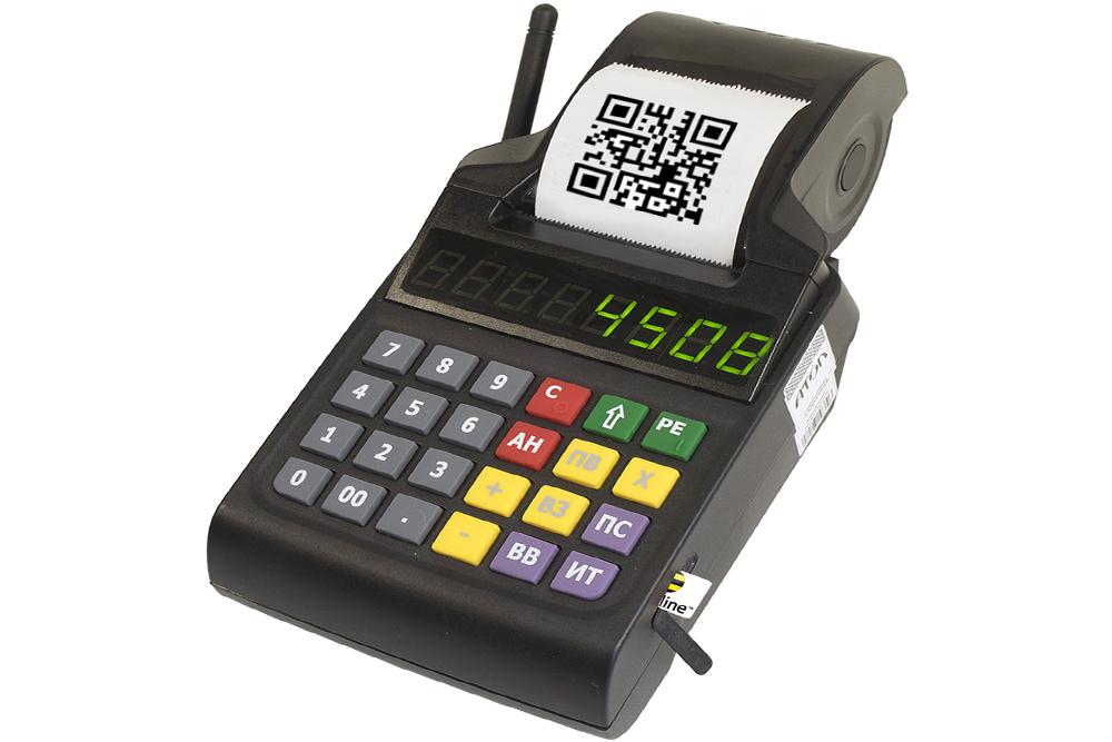 Автономная онлайн касса Атол 90Ф