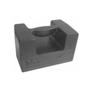 Гиря Мидл чугунная калибровочная (20 кг)