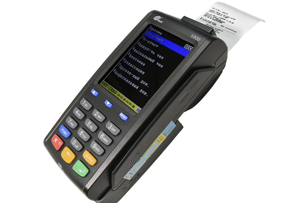 Iras 900 K с приемом пластиковых карт с ФН 36 месяцев