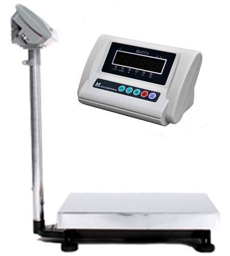 Напольные весы ВЭТ-300-2С/450х600 (фасовочные)