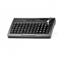 Онлайн касса Программируемая клавиатура АТОЛ KB-60-KU (rev.2) черная