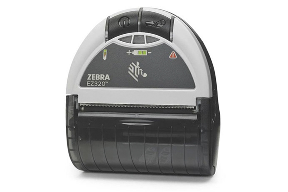 Zebra-EZ320-Ф с ФН 15 месяцев