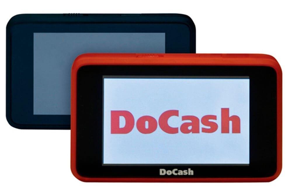 DoCash Micro IR/UV