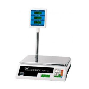 Торговые весы Мехэлектрон ВР 4900-15-2/5СДБ-05