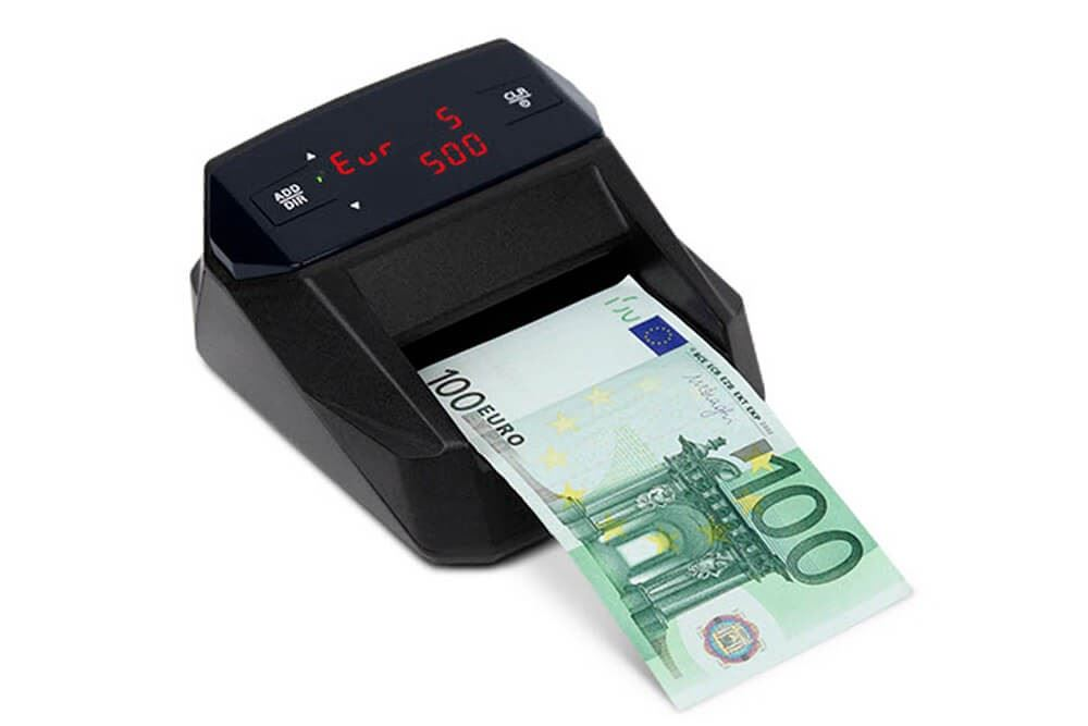 Детектор банкнот Pro Moniron Dec